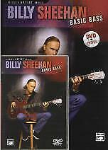 BILLY SHEEHAN BASIC BASS Book & DVD