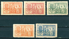 M889 SPAIN AFRICA OCCIDENTAL. REVENUES STAMPS. MNH**.