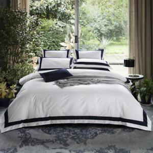 Bedding Set Queen King Size Bed Sets Duvet Cover Bed Sheet Spread Fit Sheet Sets