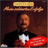 """JAMES LAST """"MEINE SCHÖNSTEN ERFOLGE"""" CD NEU"""