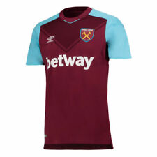 Maillots de football Umbro longueur manches manches courtes taille XXL