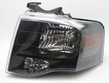 OEM Ford Expedition Left Headlamp 7L1Z13008DB Tab Gone Lens Scratches