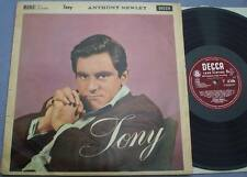 ANTHONY NEWLEY TONY UK Decca Mono GROOVE FIRST PRESS 1A/2A 1960s POP
