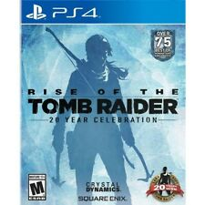 Rise of the Tomb Raider: 20 Year Celebration Ps4 - Free Shipping