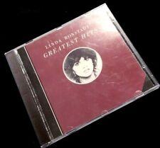 Linda Ronstadt – Greatest Hits CD - Asylum Cat. EUR253055 Country Rock Classic