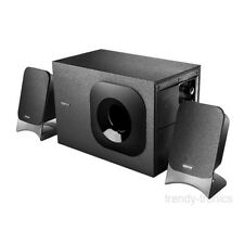 Edifier M1370 2.1 Stylish Design Multimedia PC Computer Desktop Speakers - Black