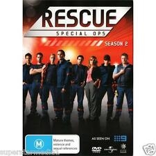 Rescue Special Ops Series : Season 2 : NEW DVD