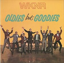 VARIOUS: Wknr Oldies But Goodies, Vol. 2 LP Sealed (great car cover, Mono)