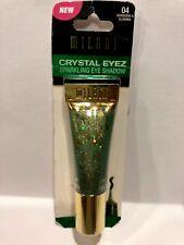 1 MILANI Crystal Eyez Sparkling Eye Shadow #04 Gorgeous & Glowing W/Flaws