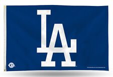 "Los Angeles Dodgers MLB Banner Flag 3' x 5' (36"" x 60"") ~NEW"