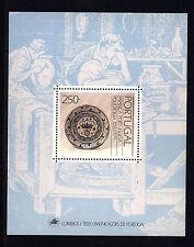 PORTOGALLO 1990 FOGLIETTO CERAMICHE PORTOGHESI NUOVO ** C15