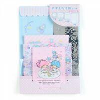 Little Twin Stars Paper bag set Sanrio Gift Kawaii Cute 2019 NEW F/S Kiki ZJP
