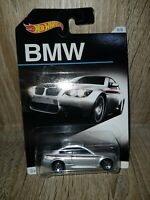 2016 HW BMW SERIES, BMW M3, SILVER LC 6/8
