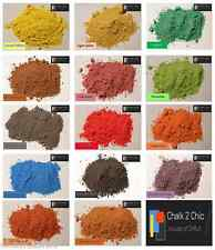 #CP23 GREEN - CHALK craft PAINT mixable latex powder paint pigment makes 2L
