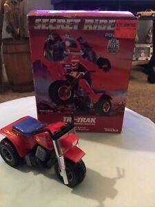 1985 Tonka Power Gobots Secret Rider Transformer With Box
