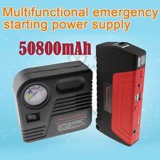 50800mAh Portable Mini Car Jump Starter Jumper Booster Power Battery Charger
