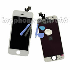 Pantalla LCD Digitalizador Para iPhone 5 Retina Display Blanco + Herramientas
