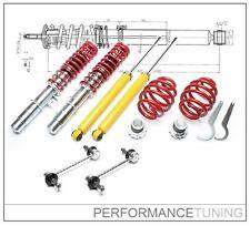Combinés Filetés Réglables +Barres Stabi -Tuning - BMW Série 3 E46 + Compact