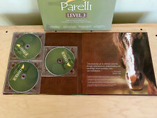 New listing Pat Parelli Natural Horsemanship Program Level 3 Horse Training 3 Dvd Set