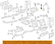 MERCEDES OEM 12-15 C350 3.5L-V6 Exhaust-Converter & Pipe Gasket 2044920081