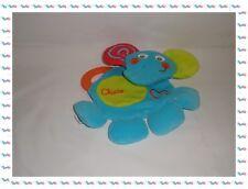 ♠ - Doudou Eveil Dentition Plat Eléphant Bleu Rouge Vert ....  Chicco