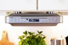 Réflexion CLR thd-2910 Évier encastrable avec Radio Cuisine avec Lecteur CD, USB