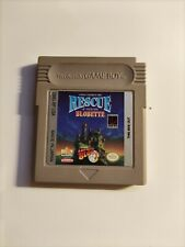 Gameboy Game the Rescue of Princess Blobette