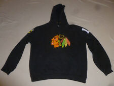 CHICAGO BLACKHAWKS TONY AMONTE #10 HOCKEY TEAM SWEATSHIRT PULLOVER NHL HOODIE L
