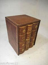 Novelty Mock Book Decanter Box . Decanter & Glass    ref 2617