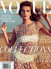 Vogue France Paris Magazine 2/2010 fashion women ISABELI FONTANA DARIA WERBOWY