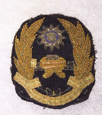 Early Roc / Taiwan Army Bullion Cap Badge