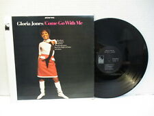 "B104: Gloria Jones ""Come Go With Me"" Uptown ST 5700 NM/NM"