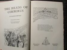 1952 THE HEADS OF CERBERUS by Francis Stevens HC VG 4.0 Polaris #600