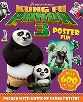 Kung Fu Panda: Poster Fun, Igloobooks, Used Very Good Book