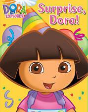 Surprise, Dora! (Dora the Explorer), Nickelodeon, New Book