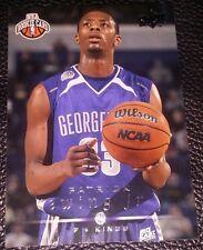 2008-09 UPPER DECK PATRICK EWING JR SACRAMENTO KINGS NBA ROOKIE CARD #252