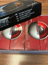 12 New OnCore Caliber White Golf Balls (1 Dozen) RRP £ 31.99