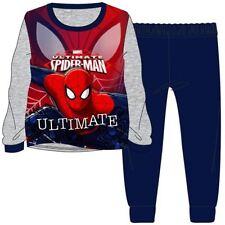 Cotton Blend Superheroes Nightwear (2-16 Years) for Boys