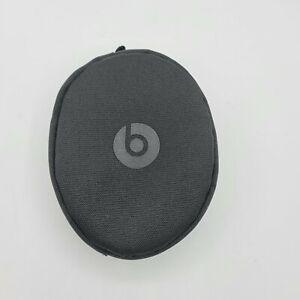 Beats By Dr. Dre Headphones Headset Case Bag Cover Authentic OEM Black