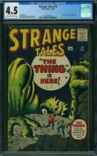 Strange Tales #79 CGC 4.5 Atlas 1960 Dr. Strange Prototype! Doctor! K4 322 cm