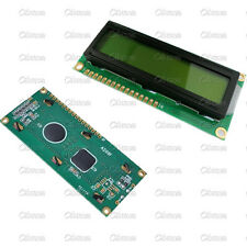 10PCS 1602 16x2 HD44780 Character LCD Display Module LCM Yellow Backlight NEW