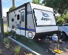 2018 Jayco Jay Feather 17XFD 21' Triple Tent Hybrid Travel Trailer RV Camper