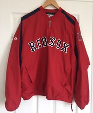Boston Red Sox MLB Jacket, Majestic Authentic Collection, Men's Size Medium