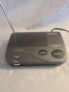 Radio Shack 12-247 Weather Radio Alert 7 Channel Digital - Tested - Works