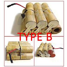 Battery Pack For Black Decker 14.4V 2000mah Ni-Cd Handheld vacuum Cleaner US