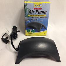 Tetra Whisper Air Pump for 10 to 30 Gallon Aquariums in Box!