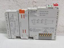 WAGO I/O 750-504 4 DO 24 V DC 0.5 A 4 Canaux sortie numérique Borne
