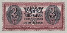 Ro.506 2 Reichsmark (1942) (1/1-) Behelfsgeld Wehrmacht