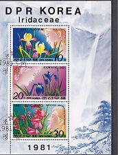 Korea 1981- Bloemen/Flowers/Blüte (Orchids)