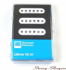 Seymour Duncan California '50s for Strat Single-Coil Pickup Set White 11208-01